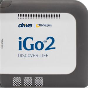 Devilbiss Igo2 Portable oxygen concentrator south africa